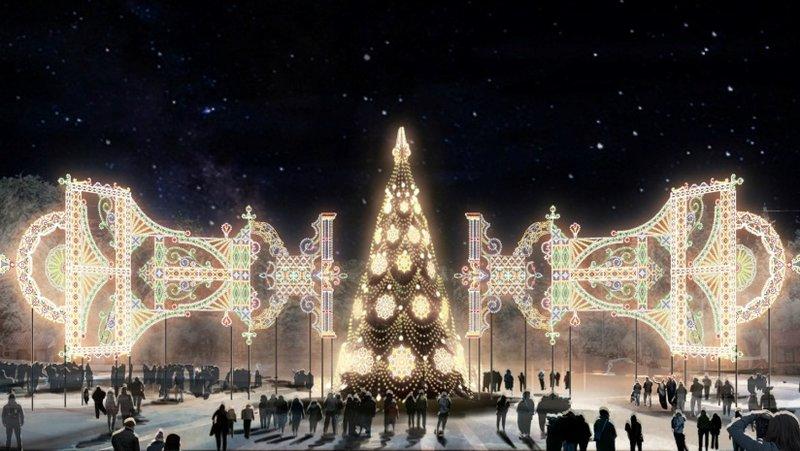 """Автобусный тур в Уфу """"Невероятные новогодние каникулы!"""""""
