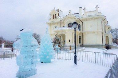 Тамбов-Ивановка-Тарханы. Рождество