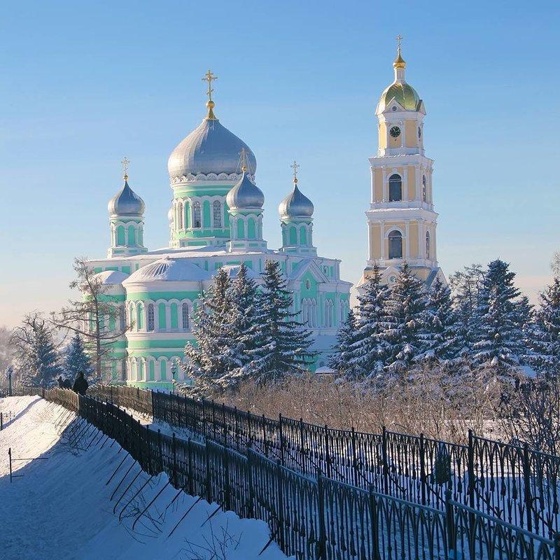 Автобусный тур « Рождество в Нижнем Новгороде+Дивеево»