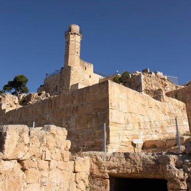 Могила пророка Самуила