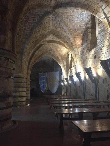 рыцарские залы