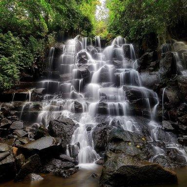 водопад Канто Лампо
