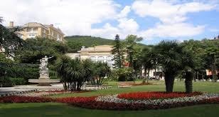 Парк св. Якова в Опатии