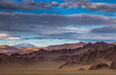 Монгольский Алтай