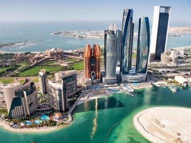 Отели Абу Даби