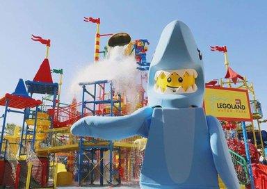 Лего аквапарк