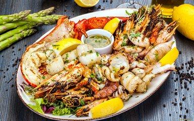 морской ресторан