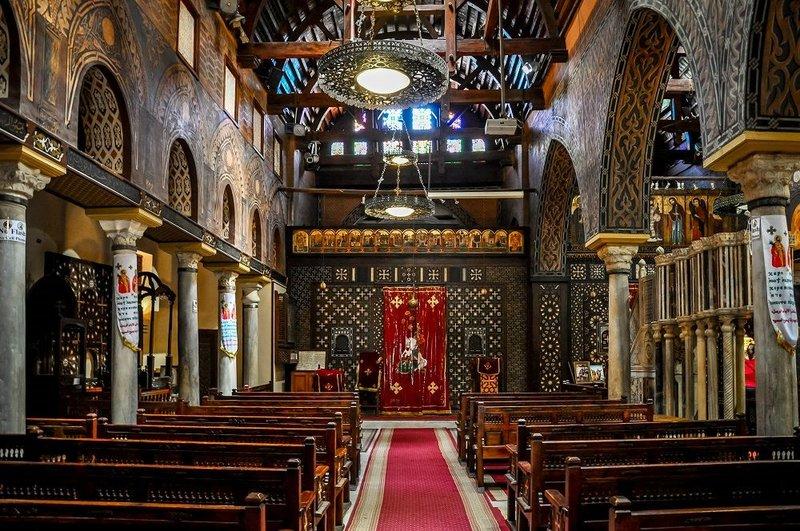 церковь Святого Сергия