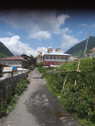 the village Ushguli