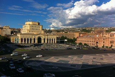 Amazing Republic Square