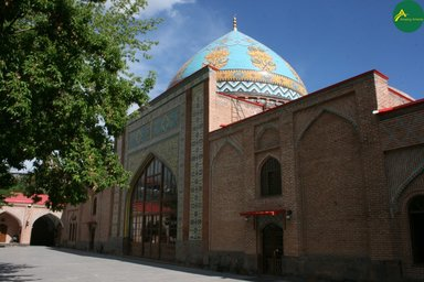 Amazing Blue Mosque