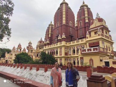 Lakshmi Narayan temple