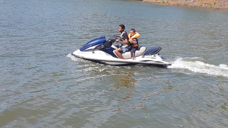 Enjoy the water activity at Mantasoa