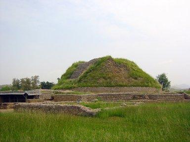 ダルマラジカ仏塔