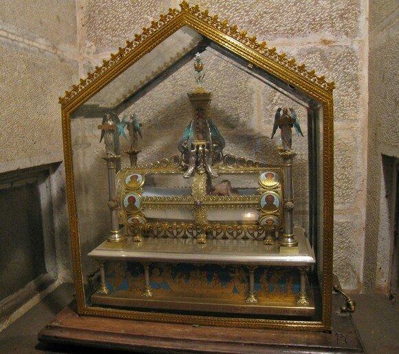 Святые мощи Марии Магдалины