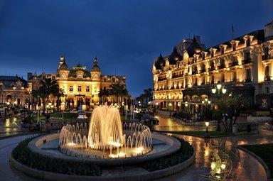 Площать казино в Монте-Карло
