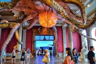 Океанографическмй музей