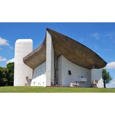 ロンシャンの礼拝堂