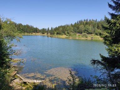 Озеро Кахиси