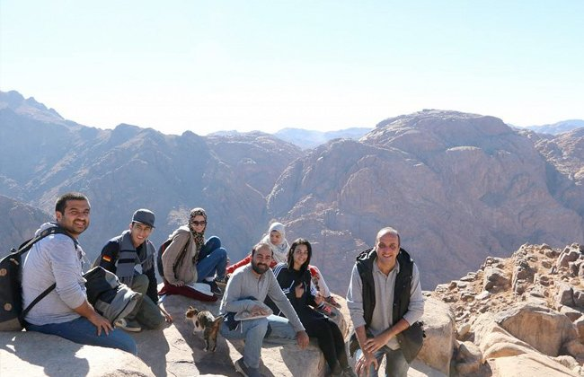Гора Моисея и посещение монастыря святой Екатерины из Шарм Эль Шейха