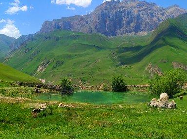 Национальный парк Шахдаг