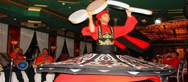 Cairo Nile Dinner Cruise & Night Show & Live Belly Dance Show