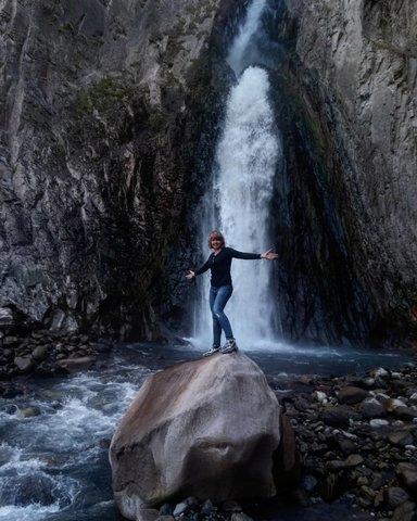 водопад Каракая