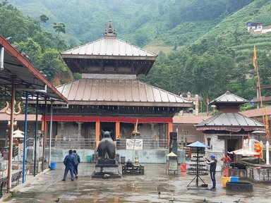 Doleswor Shiva , Bhaktapur