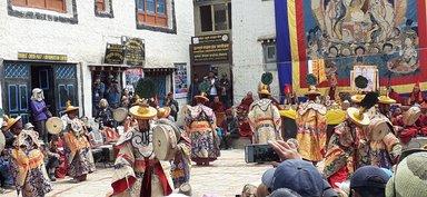 Mustang Lomanthang Tiji festival