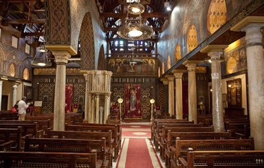 old Cairo churches