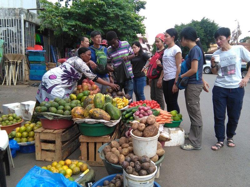 Thai people in Moshi
