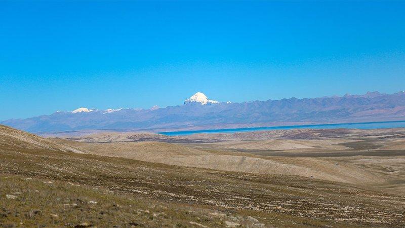 Holy Mt. Kailash