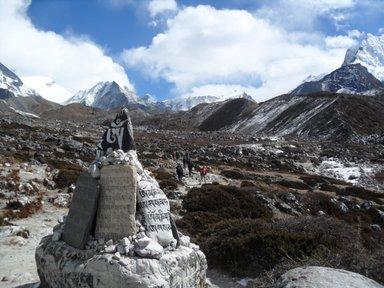 Famous Island peak