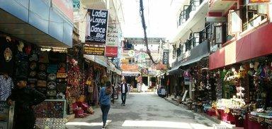 Thamel Tourist Hub of Kathmandu