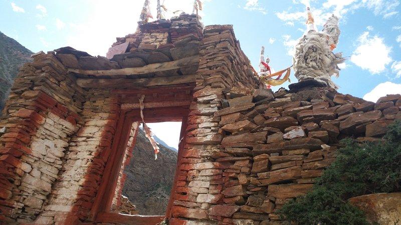 Gate of Phu Gaun