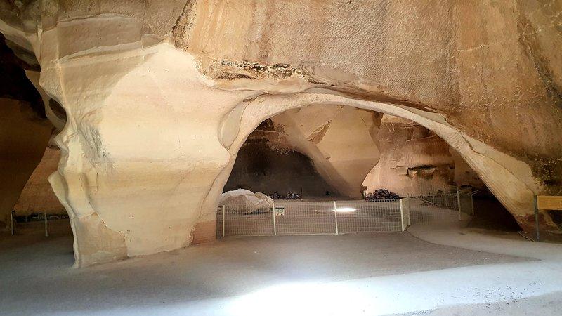 Пещеры Мариши