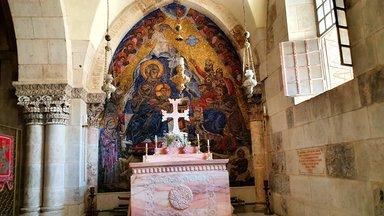 армянская часть Храма Гроба Господня