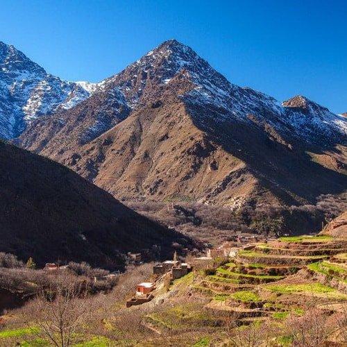 Atlas Mountains, imlil