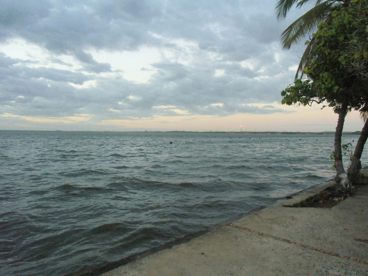 Достопримечательности Венесуэлы - озеро Маракайбо