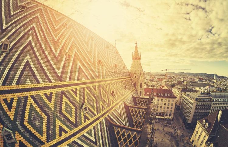 Достопримечательности Австрии - Собор Святого Стефана