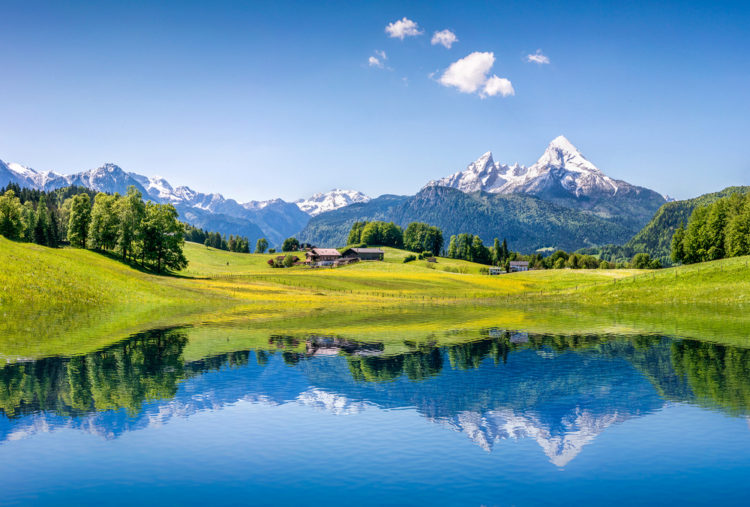 Что посмотреть в Австрии - Альпы