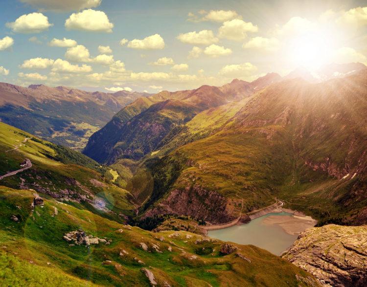 Достопримечательности Австрии - Тауэрн