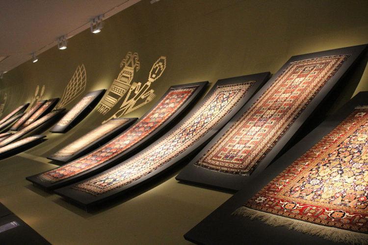 Достопримечательности Азербайджана - Азербайджанский музей Ковра