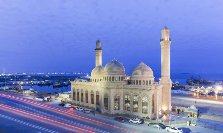 Достопримечательности Азербайджана - Мечеть Биби-Эйбат