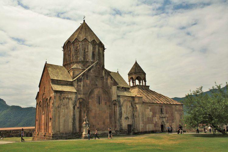 Достопримечательности Азербайджана - Гандзасарский монастырь