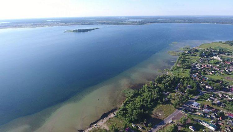Достопримечательности Белоруссии - Озеро Свитязь