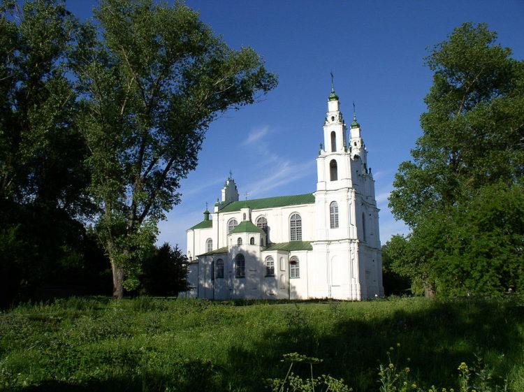 Достопримечательности Белоруссии - Софийский собор