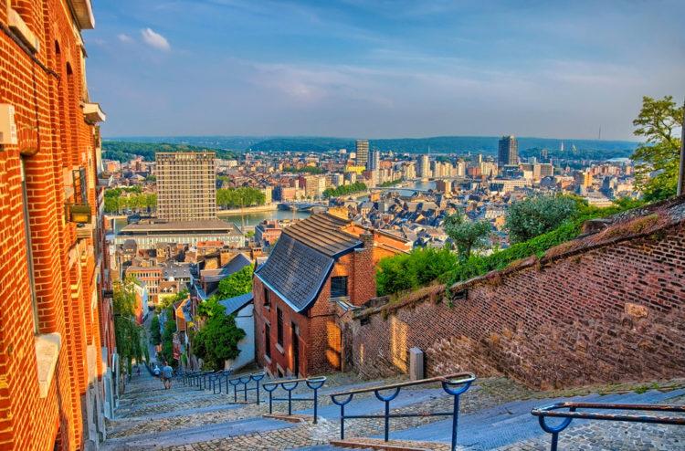 Достопримечательности Бельгии - Льеж - культурная столица