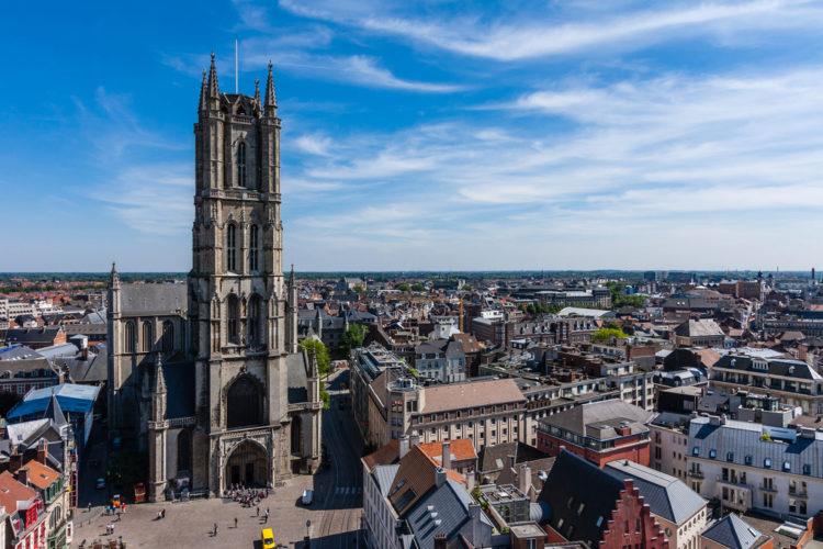 Достопримечательности Бельгии - Собор Святого Бавона, алтарь Гента