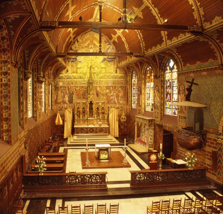 Достопримечательности Бельгии - Базилика Святой Крови